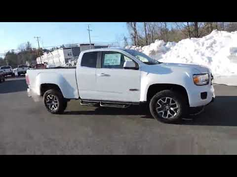 2019 GMC Canyon Extendec Cab All Terrain Mangino Stock # 50819