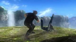 DEAD OR ALIVE 5 ULTIMATE - EIN & JACKY