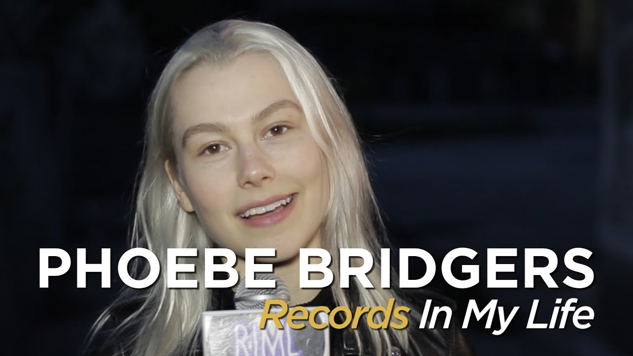 Phoebe Bridgers - Records In My Life (2018 interview ...