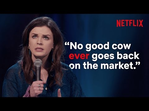 Aisling Bea Stand-Up: Things People Only Say To Single Women