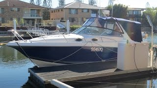 Monterey 282 Sports Cruiser for sale Action Boating, boat sales, Gold Coast, Queensland
