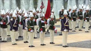 Prussian Style - Colombian Military Parade