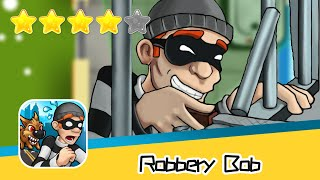Robbery Bob Extras 11 Walkthrough Prison Bob Recommend index four stars