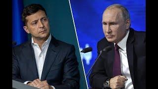 Владимир Путин: обмен задержанными между РФ и Украиной будет масштабным. Переговоры подходят к концу