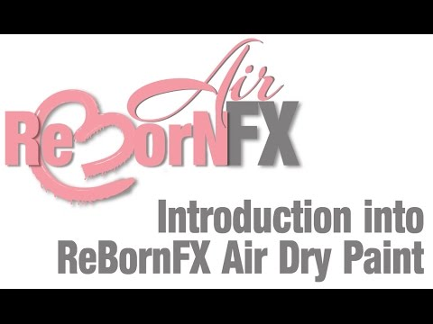 Intro into ReBornFX Air Dry Paint