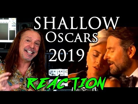 Vocal Coach Reaction to Lady Gaga - Bradley Cooper - Shallow - Academy Awards  - Ken Tamplin