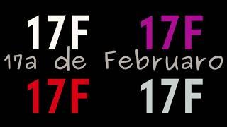 Voĉmesaĝa Revolucio (Movado 17F)