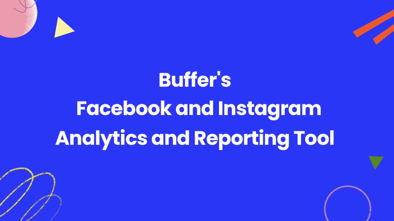 Facebook and Instagram Analytics: Grow Your Following with