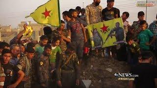 Штурм города Ракка глазами бойцов коалиции во главе с США. Документальный фильм о боях против ИГИЛ.
