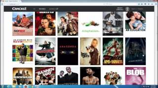 Baixar Watch Free T.V. Shows and Movies on the Internet with Crackle