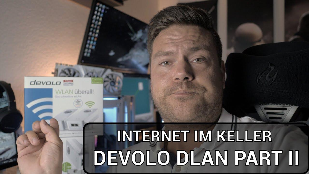 Internet im Keller PART 2 - Einrichtung, Leistung und Fazit