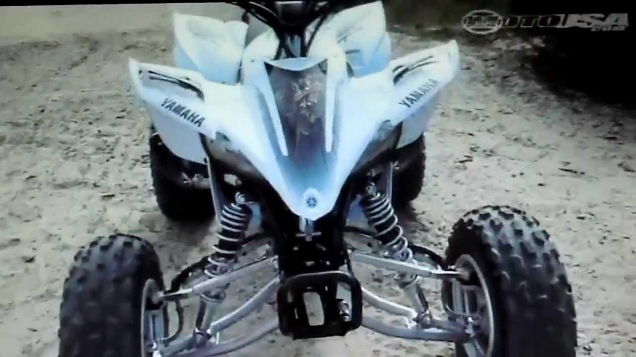 Yfz 450 Edition 2012 - YouTube
