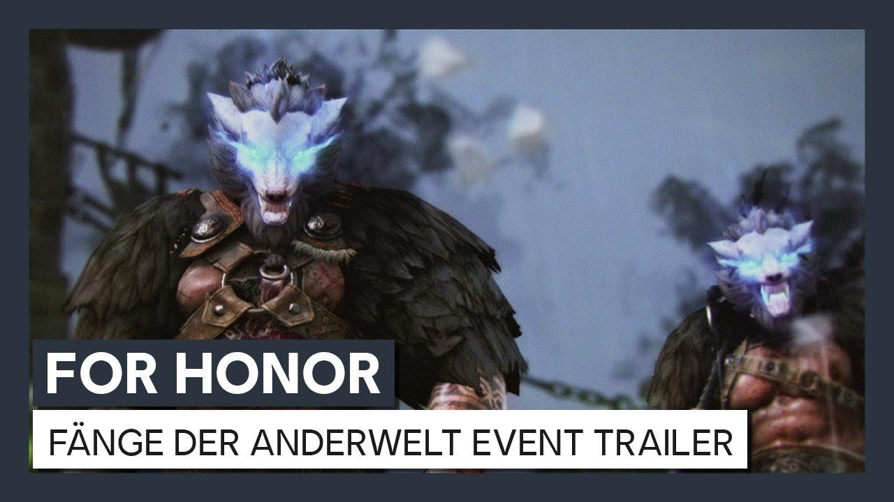 Download FOR HONOR - HALLOWEEN EVENT - FÄNGE DER ANDERWELT EVENT TRAILER | Ubisoft [DE]