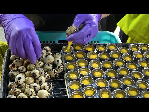 $1 Street Food Quail Eggs