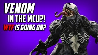 VENOM CONFRIMED FOR THE MCU EXPLAINED! Is Venom actually in the MCU now?