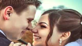 Николай и Дарья! (Свадебный видео-фильм из ваших фотографий на заказ)