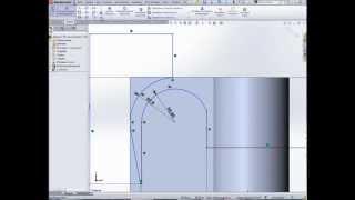 01 Моделирование в Solidworks. Крюк краниальный