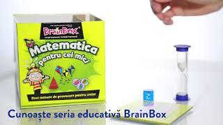 Cum se joacă BrainBox Matematica pentru cei mici