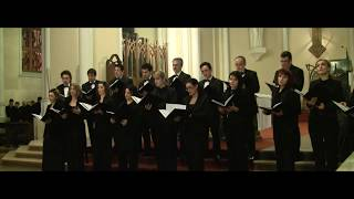 Gregorio Allegri - Miserere mei, Deus (part 2) - Zbor HRT - Tonči Bilić - Moskva, katedrala