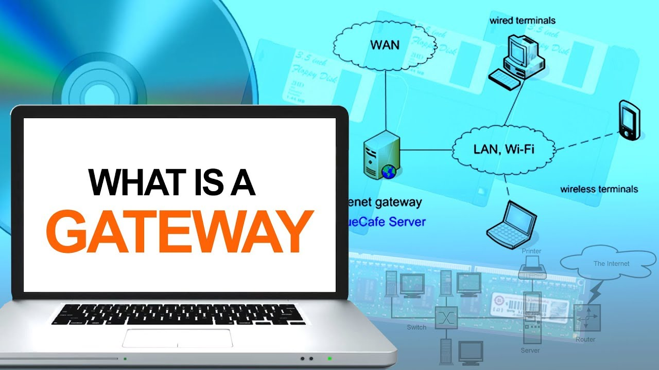 What is a Gateway | Computer & Networking Basics for ...