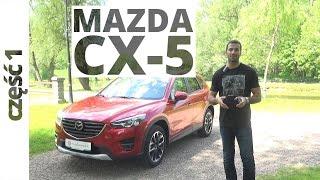 Mazda CX-5 2.5 Skyactiv-G i-ELOOP 192 KM, 2015 - test AutoCentrum.pl #215