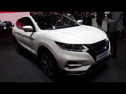 2018 nissan qashqai exterior and interior geneva motor. Black Bedroom Furniture Sets. Home Design Ideas