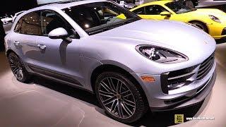 2019 Porsche Macan - Exterior and Interior Walkaround - 2019 NY Auto Show