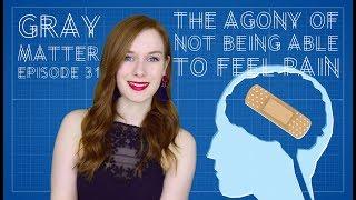 The agony of not feeling pain | Congenital Analgesia