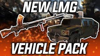 WORLD WAR II DLC | Ghost Recon Wildlands Veteran Bren LMG & Vehicle Packs! (Store Customization)