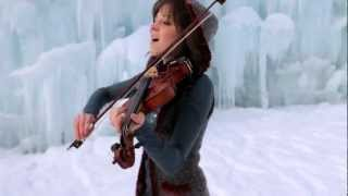Chơi đàn violin trong hang băng - Thích Điệu - thichdieu.com