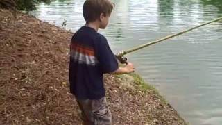 Make Your Own Cane Fishing Pole!.mp4