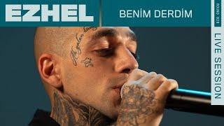 Ezhel - Benim Derdim  Live    ROUNDS   Vevo Resimi