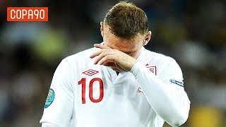COPA 90 | Wayne Rooney: Prodigy, Failure, Ultimate England Footballer?