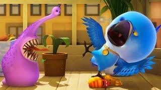 LARVA - BODYGUARD | Cartoon Movie | Cartoons For Children | Larva Cartoon | LARVA Official