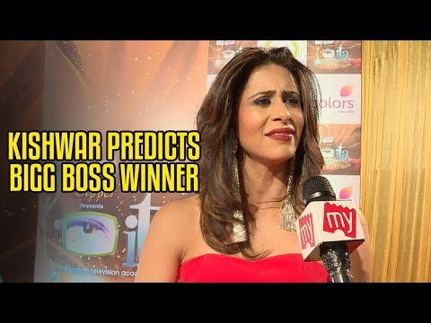 Bigg Boss 11 | Ex-contestant Kishwer Merchant PREDICTS WINNER of the show