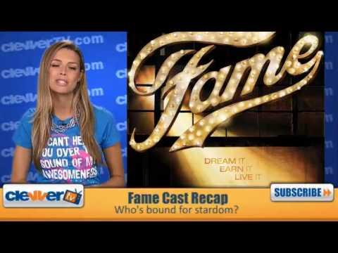 Fame Cast Recap