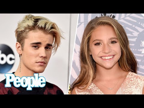 Why Justin Bieber Canceled His Purpose World Tour, Mackenzie Ziegler Tells All | People NOW | People