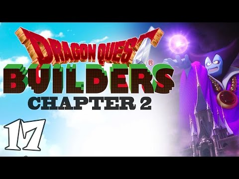 DRAGON QUEST BUILDERS Part 17 Chapter 2 - Brick Barbeque