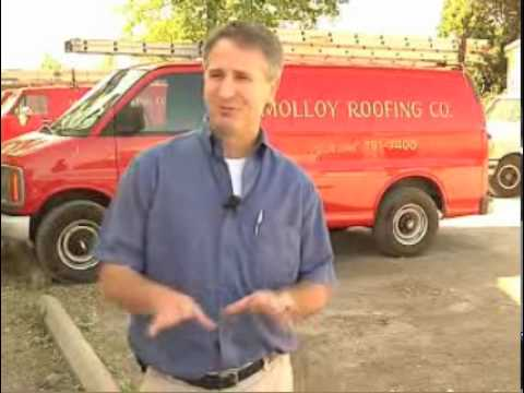 Molloy Roofing On ONN TV Hurricane Ike Report