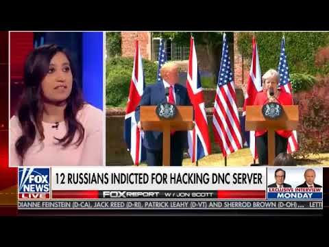 Fox Report Weekend 7 14 18 7PM   Latest Breakıng news today Fox News