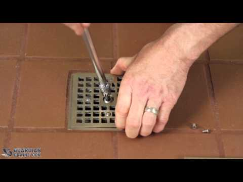 Jay R. Smith Floor Drain Replacement