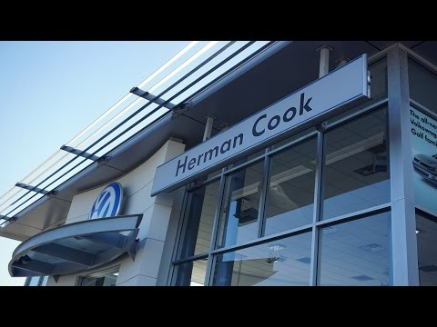 Herman Cook Volkswagen Dealership in Encinitas, California
