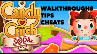Candy Crush Soda Saga Level 42 No Boosters