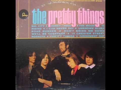 The Pretty Things 1965 Full Album Vinyl Youtube