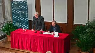 Carlo Ossola presenta