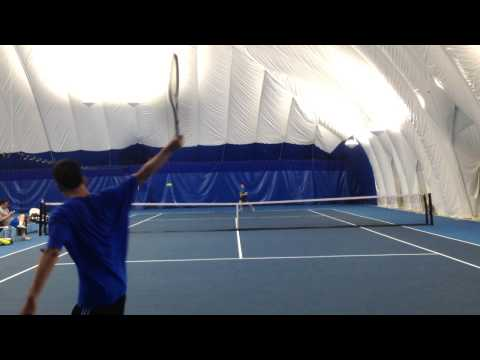 Pinpoint Accuracy - Casual Tennis 91 [HD]