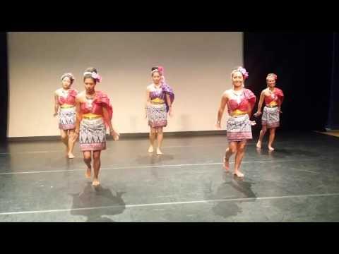 E-sarn Baan Hao (Thai Northeastern region Dance)