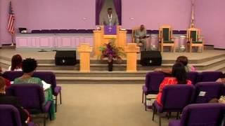 Elder Anthony McKissic Sr. Sermon: The Cost of the Cross Part 2