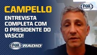 FOX SPORTS RÁDIO com presidente do Vasco! - Programa completo (28.03)
