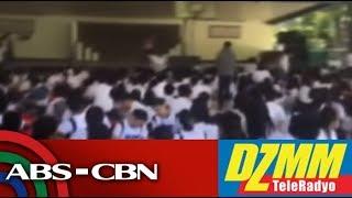 DZMM TeleRadyo: Quezon City Science High School binulabog ng bomb threat